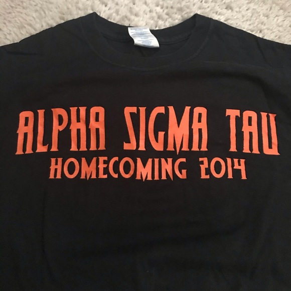 Tops - Alpha Sigma Tau T-shirt